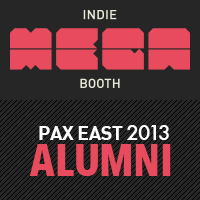 Indie MEGA Booth PAX East 2013