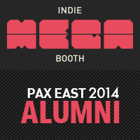 Indie MEGA Booth PAX East 2014