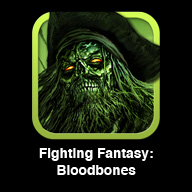 Fighting Fantasy: Bloodbones